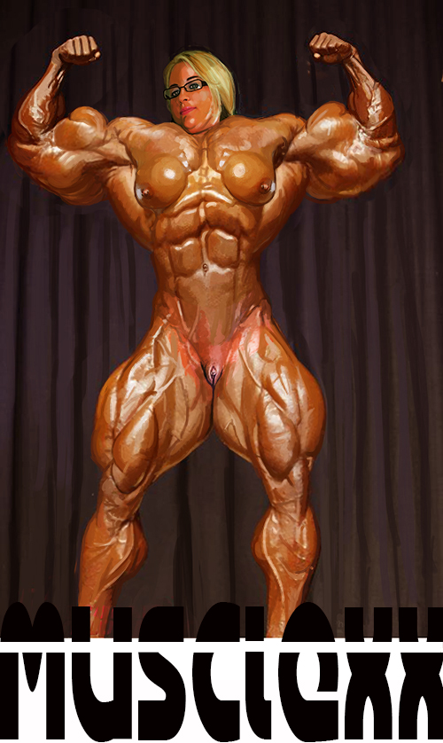 Musclexxmonster02145 by sgcaio