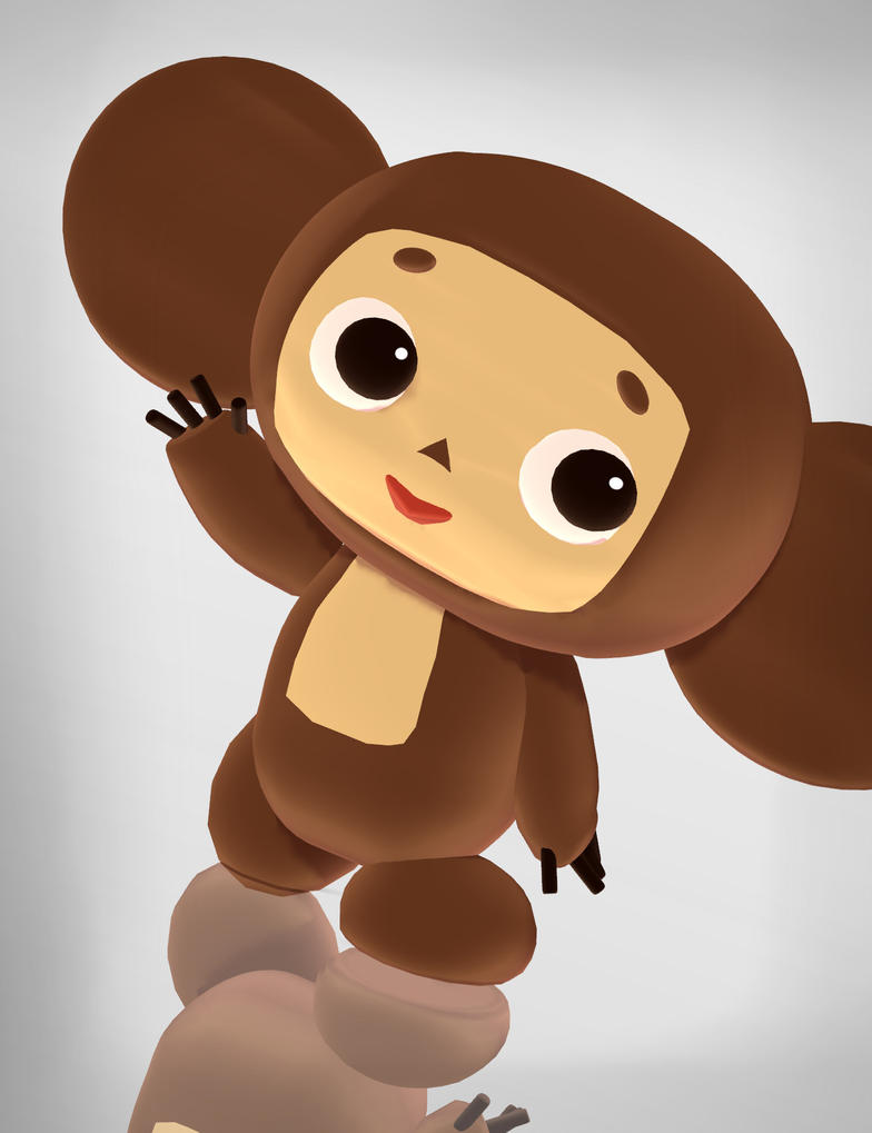 [MMD] Cheburashka DOWNLOAD by Swatmare