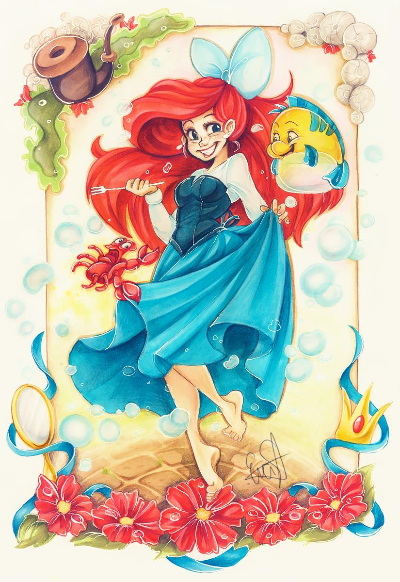 Ariel by evaYabai