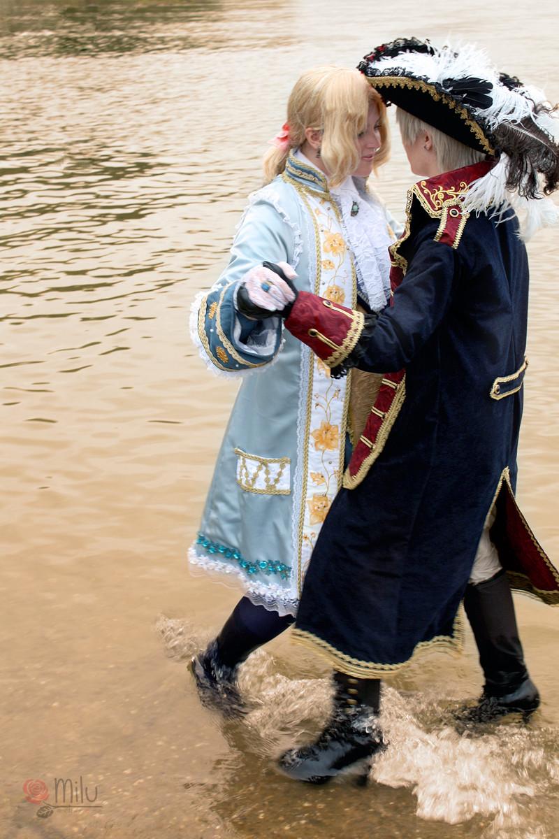 FrancePrussia: Romantic Waltz by LordWolfram