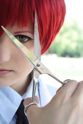 Akashi: Watching You by LordWolfram