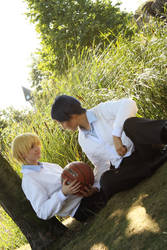 AoKise: One-on-One?