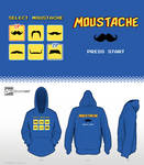 8-Bit Design Challenge - Choose Your Moustache