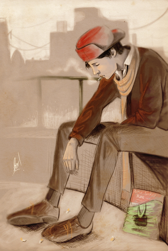 the catcher in the rye holden grief While perusing a copy of 'the catcher in the rye,' holden caufield is spotted by her stalker, who quickly follows after carrying her forgotten mitten when the stalker loses track of his.