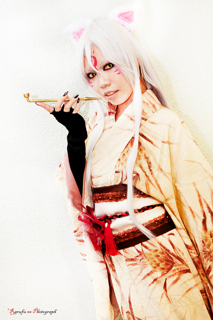 Natsume Yuujinchou : Madara ~ by MikuRC on DeviantArt  Natsume Yuujinc...