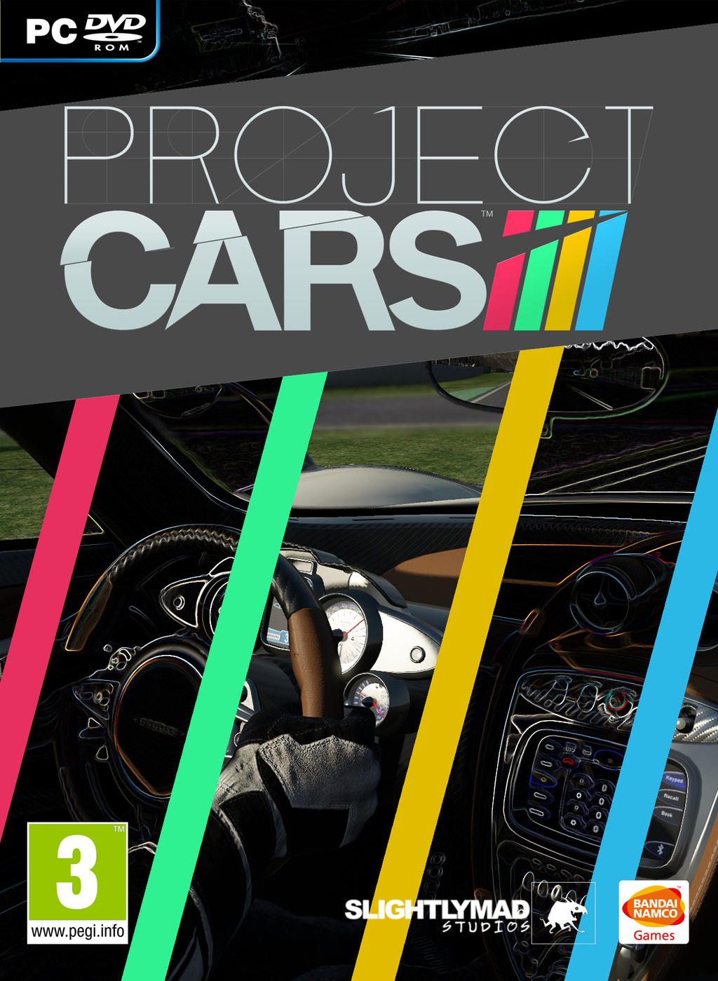 Project Cars Cover 4 By Rafamb91