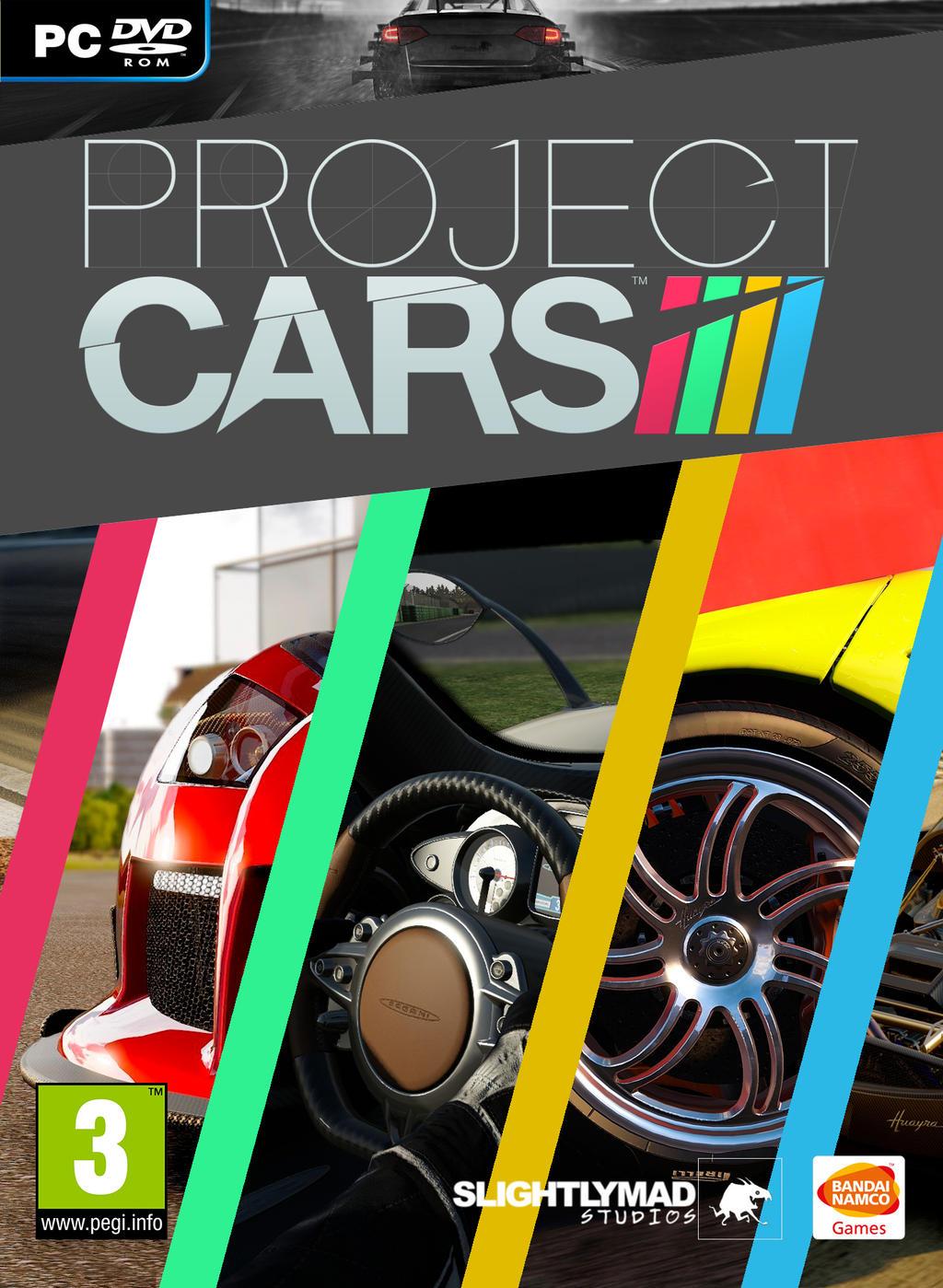 لعبه سباق السيارات الرائعه المنتظره Project CARS-RELOADED بوابة 2014,2015 project_cars_cover_5