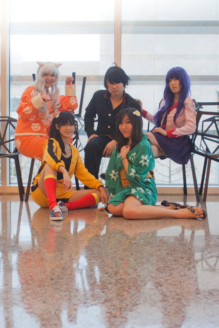 Welcome to the Story by GingaBishounen