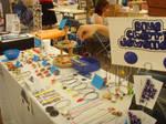 Blue Cherry Craft Fair Stall 4