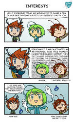 MS Comic 1 of 3