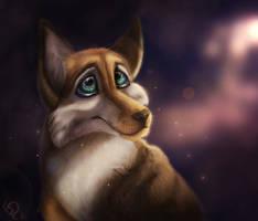 Puppy Eyes by Dalgeor