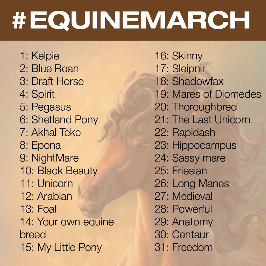 Equinemarch by Dalgeor