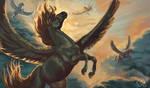 #Equinemarch 5: Pegasus
