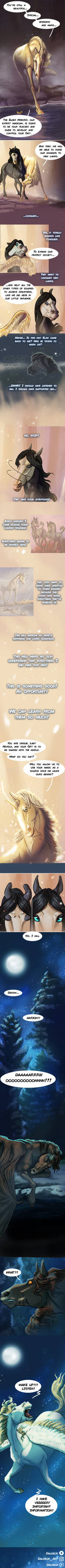 Equus Siderae - Page 60 and 61