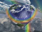 Rainbow Hugs-Earth Day