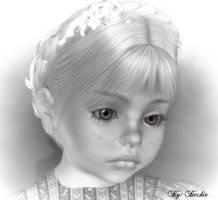 Sad Eyes by BrokenWings3D