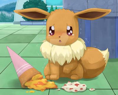 how to catch eevee in pokemon x