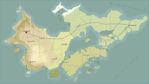 The Empire of Corro