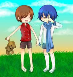 Don't Cry by AnimeKittyCafe