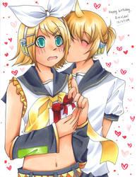 Darling, Ring Ring by AnimeKittyCafe