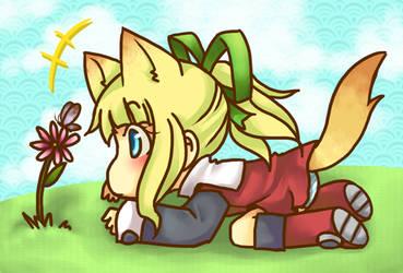 Cat Day by AnimeKittyCafe