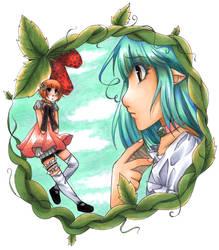 Ladybird cover by AnimeKittyCafe