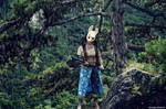 Dead by Daylight Huntress Cosplay