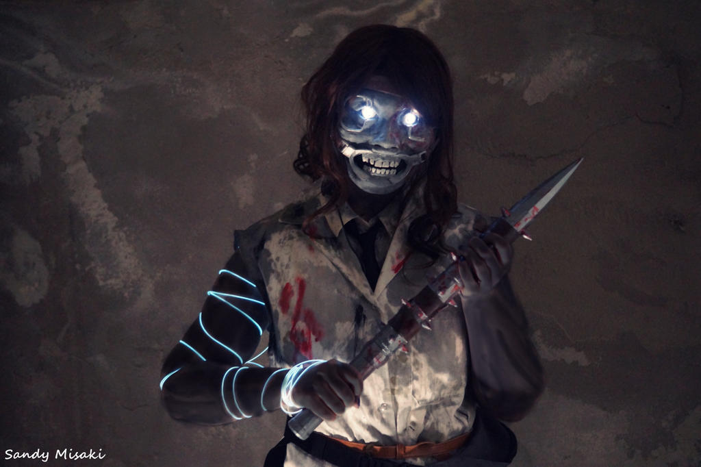 Dead by Daylight Female Doctor Cosplay