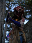 Dead by Daylight Huntress Cosplay Mommy Bear