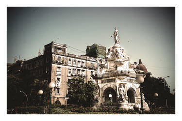 Flora Fountain by ana10gx