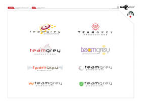 teamgrey logo design by mushroomstick2