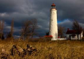 Point Clark Lighthouse 2 by GreyVolk