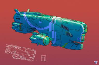 Spaceship#3