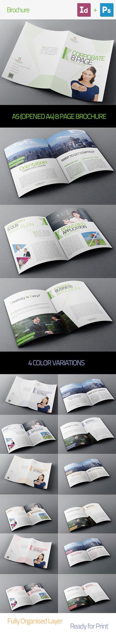Chapulcu 8 Page Brochure by bakirci