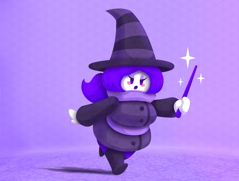 Mischief The Air Witch By ShamefulRadio On DeviantArt