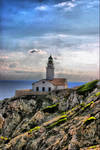 Lighthouse by renes-pics