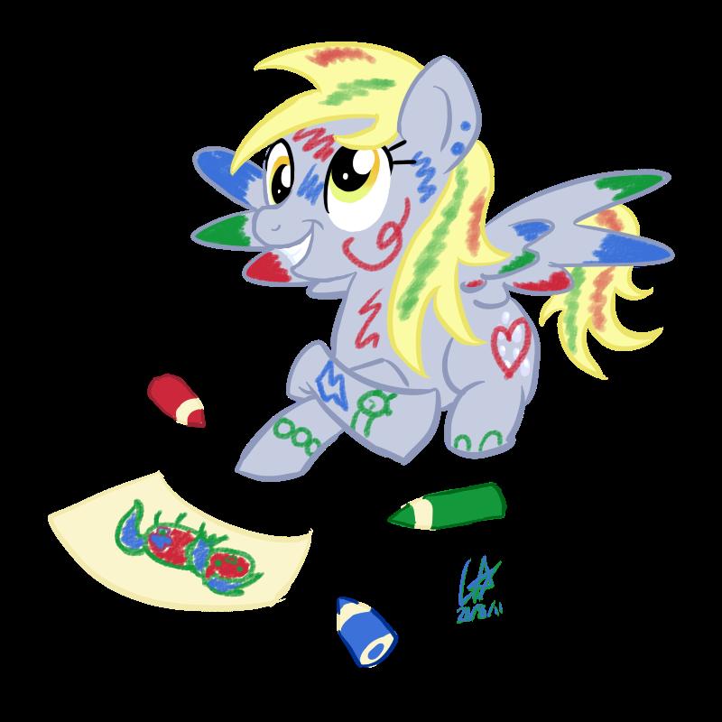 Ditzy Doodles by star-poke