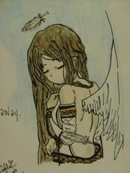 Fly Away by mylilcupcake