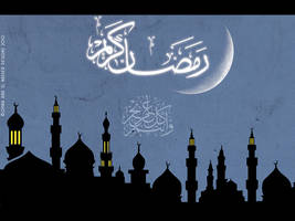 Ramadan Wallpaper by IM-Omar
