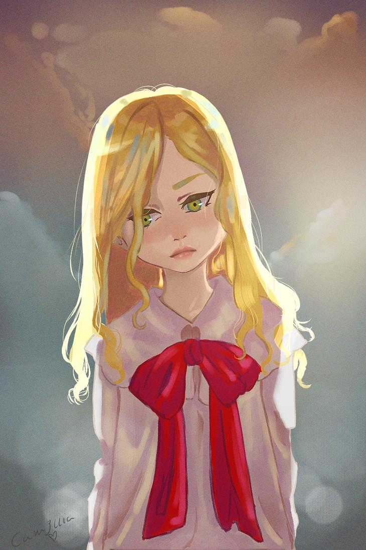 Elise. by cam3llia95
