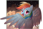 Animu Rainbow Dash