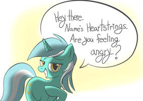 Heartstrings by NabbieKitty