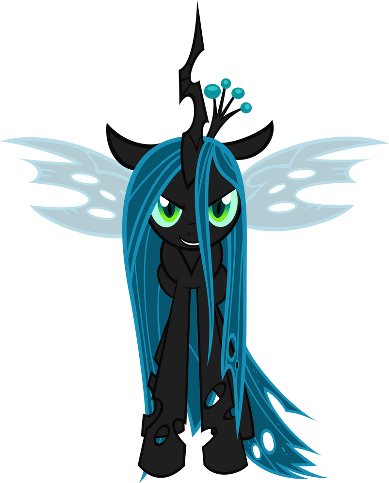 queen chrysalis hipster-#19