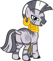 Zecora by NabbieKitty