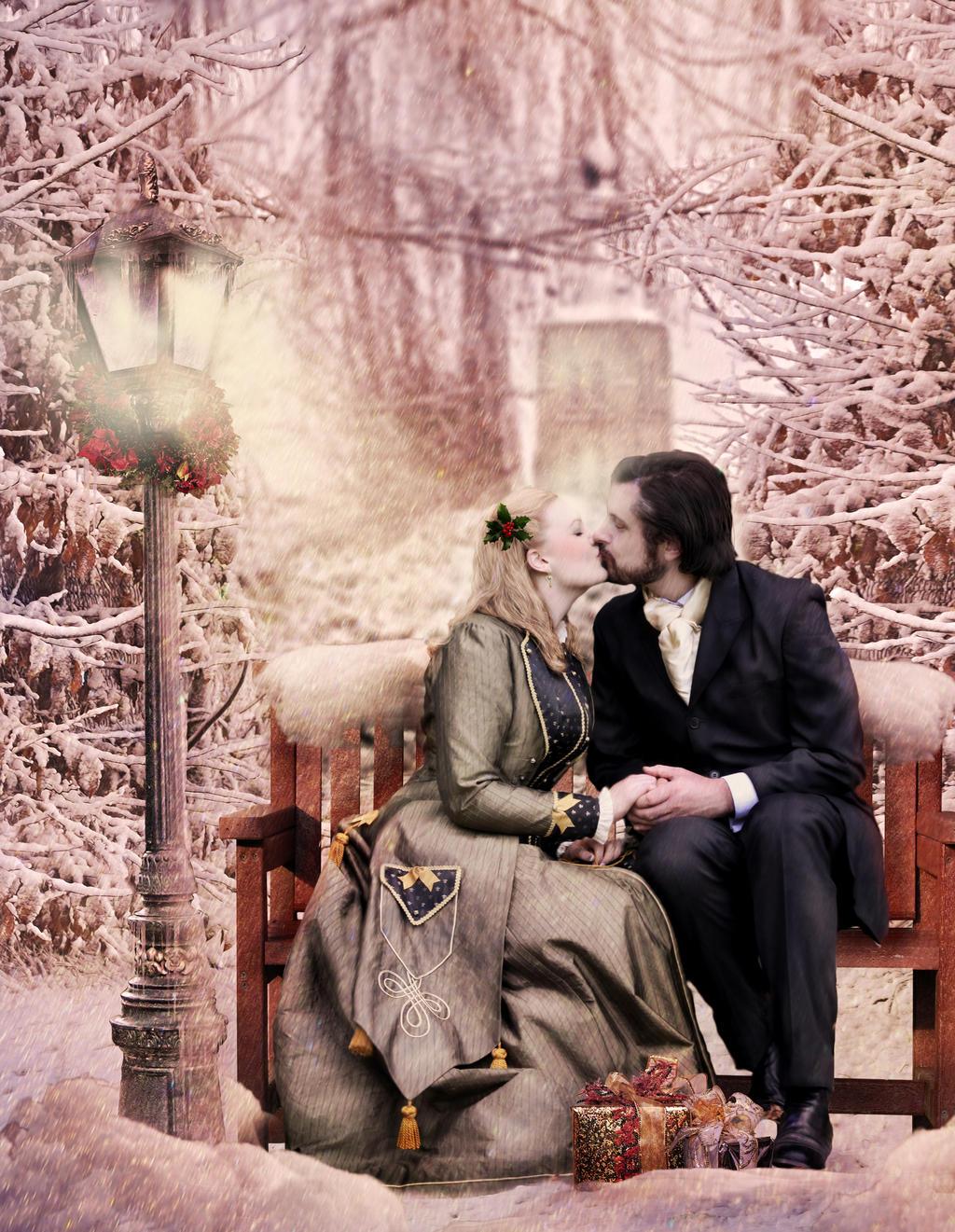 Christmas Romance by la-voisin