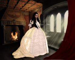Solitude - Empress Elisabeth of Bavaria by la-voisin