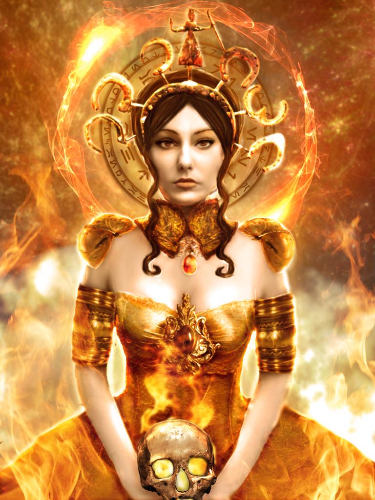 Elemental - Fire by la-voisin