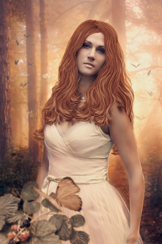 Amber by la-voisin