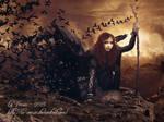 Morrigan - Goddess of War