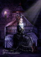 Come Into My Parlor by la-voisin